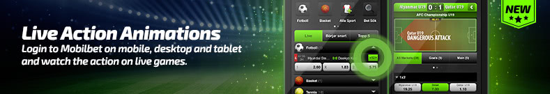 Mobilbet live betting promo
