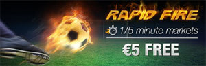 Netbet 5 euro free bet