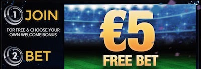 b-Bets FreeBet