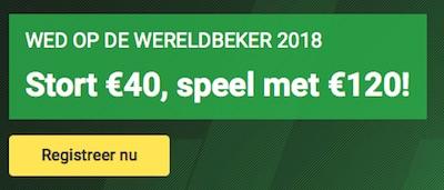 WK Unibet 2018