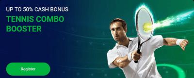 50% extra winst voor je Roland Garros weddenschappen bij Bet90 online
