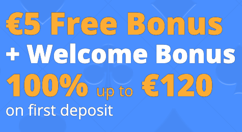 Welkomstbonus 24bettle 100% tot € 120